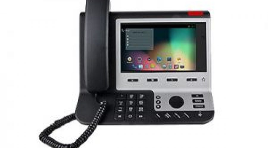 Fanvil D900 Video Phone Configuration !