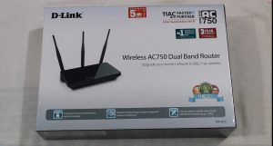 DIR-805L Duel Band Gigabit Cloud Router
