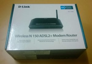 Dlink DSL-2750U Setup Guide (Bangla)