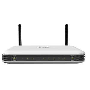 AZTECH ADSL WIFI MODEM ROUTER (BANGLA)